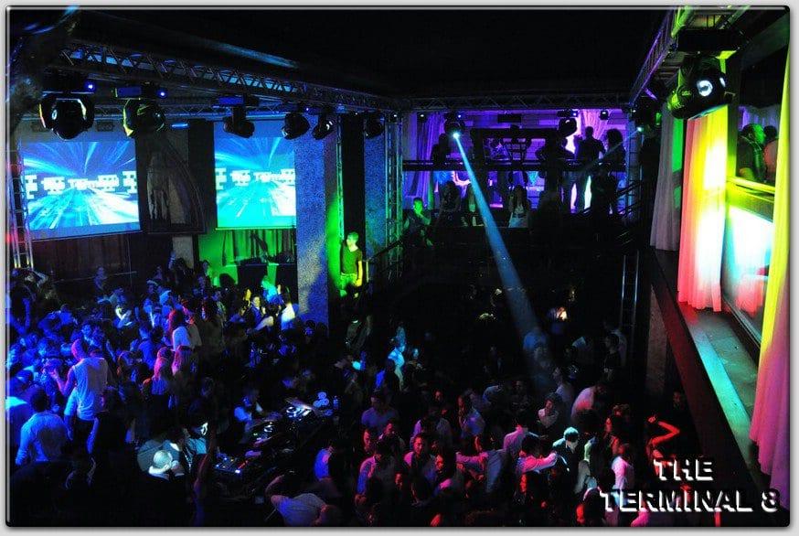 discoteca terminal napoli
